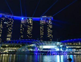 Büyüleyen Manzaralar Singapur'da Saklı…