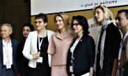 Dünyaca Ünlü Natalia Vodianova Antalya'da…