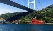 Türk Sanat Müziği Eşliğinde Yemekli Boğaz Turu